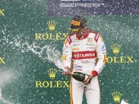 Rio Haryanto – GP2 Series 2015 (5. podnik 5 – Silverstone, Sprint Race)