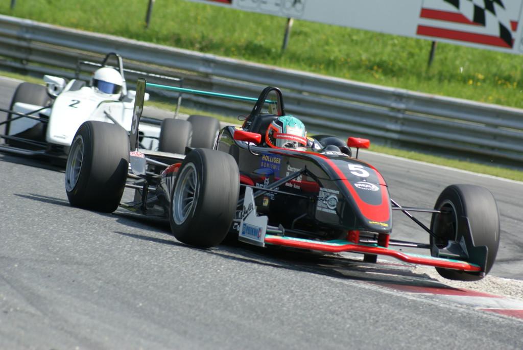 Thomas Amweg Dallara Mercedes F3 by R.Schindler