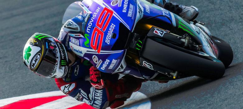 Jorge LORENZO (SPA) (#99, Movistar Yamaha MotoGP, Yamaha)