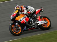 Dani Pedrosa, Repsol Honda RC212V, MotoGP (British Grand Prix. Donington Park)