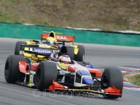 #16 Salvatore De Plano (I), Team Italia - Nannini Racing, Dallara, GP2, Mecachrome 4.0 V8