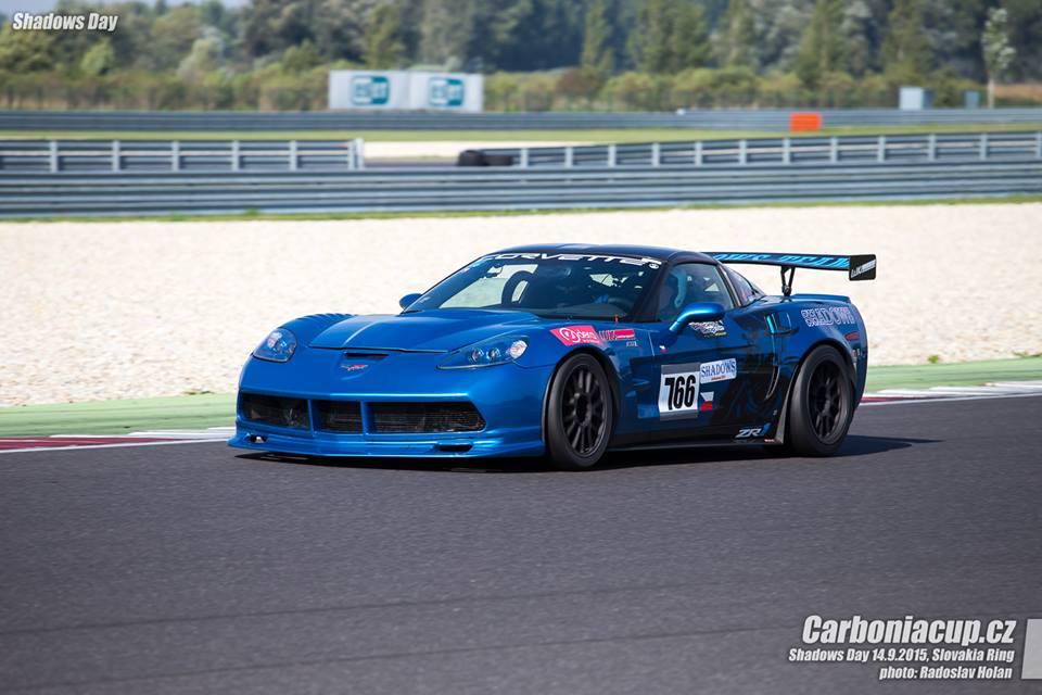 Standa Šedivec - Corvette ZR1