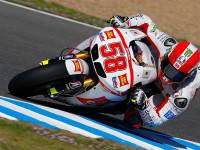 Marco Simoncelli (ITA) (foto: MotoGP.com)