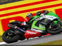 #65 Jonathan Rea (GB), Kawasaki Racing Team, Kawasaki ZX-10R, Sepang FP1