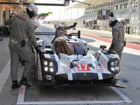 #17 Porsche Team (DEU) Porsche 919 LMP1 Hybrid Mitch Evans (NZL) Juan Pablo Montoya (COL)