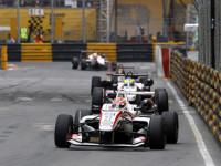 Arjun Maini (IND) Three Bond with T-Sport Dallara Tomei, FIA Formula 3 Championship, Formula 3 Macau Grand Prix, Saturday, Macau (CHN) - 19.–22.11.2015