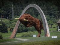 Býk – symbol Red Bull Ringu