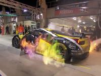 FIA WEC 24H Le Mans 2015