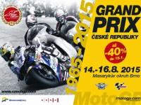 Vrtupenka na MotoGP 2015 – Automotodrom Brno