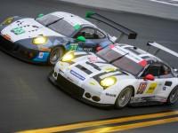 Nové modely Porsche 911 RSR a 911 GT3 R spefikace 2016 pro závod Rolex 24H Daytona