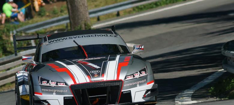 #42 Vladimír Vitver (CZ), Audi WTTR-DTM, E2-SH