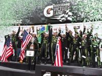 24H Daytona a vítězný tým Extreme Speed Motorsports – vůz Ligier JSP2-Honda