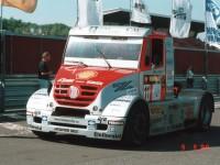 Stan Matějovský (CZ) Tatra Jamal SRT - autodrom Most FIA Truck 2000 -  VDR