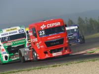 #23 ALBACETE Antonio (ESP), CEPSA TRUCK TEAM (ESP), MAN; #2 HAHN Jochen (DEU), CASTROL TEAM HAHN RACING (DEU), MAN