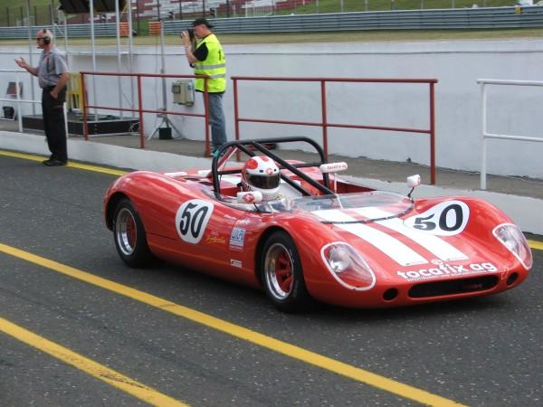 Heinz Grau (CH) Crosslé Ford 2,0 SCC