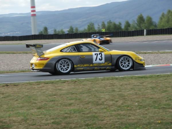 Richard Cvornjek - Porsche GT3 Cup S