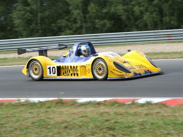 Georg Hallau (D) Pilbeam LMP675 Nissan 3,0