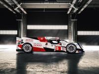 Toyota TS050 HYBRID – Le Mans prototyp