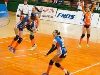 Extraliga žen, 2. utkání play off, VK UP Olomouc - TJ Ostrava , 10.4.2016