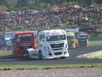 Frankie Vojtíšek (CZ) FIA Truck Racing Championship Most 2015 by VDR