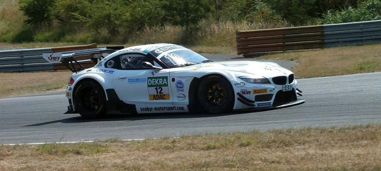 Jakub Knoll - BMW Z4 GT3 - autodrom Most - Eset cup by VDR
