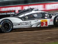 #2 Porsche 919 Hybrid (Porsche Team / DE), Romain Dumas (FRA) / Neel Jani (CHE) / Marc Lieb (DEU) – WEC 6H Silverstone (foto AdrenalMedia.com)