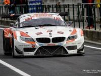 Jakub Kubas - Appstores racing - BMW Z4 GT3 - FIA Zone Central Europe, MMČR Hungaroring ©Heinz Mösinger