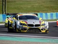 Filip Sládečka - BMW Z4 GT3 ex Marc VDS - FIA Zone Central Europe, MMČR Hungaroring ©Heinz Mösinger