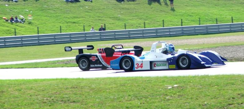 Haberkorn Norma Honda vs Matzinger PRC Honda  SCC Most 2006 © VDR