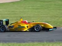 Sandro Zeller (CH) Dallara 308 Mercedes - FIA Zone CE 2016 autodrom Most - VDR