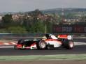 Naran Karthikeyan (IND) Zele Racing - Auto GP (archív Zele-Racing.com)