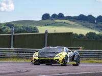 Tomáš Enge pojede s Lamborghini Gallardo R-EX GT3 týmu Wessex Motorsport.