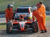 #888 Florian Schnitzenbaumer, GER, Top Speed, Dallara, GP2, Mecachrome 4.0 V8, FORMULA