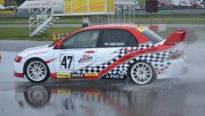 Mičánek vyhrál drifty v Rakousku by Action Racing