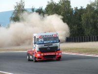 Andre Kursim (DE) FIA European Truck Racing Championship Most round 6 by VDR