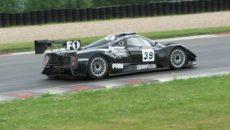 Antonín Herbeck - Pagani Zonda V12 autodrom Most 2008 by VDR