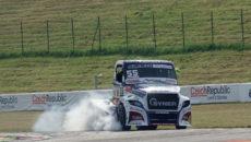 #55 Adam Lacko (CZE), Buggyra International Racing System, CZE, Freightliner