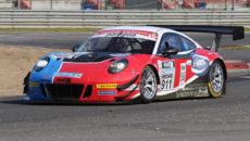 Porsche ze seriálu DMV Gran Turismo Touring Car Cup, foto Farid Wagner