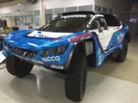 Soukromý Peugeot 3008 DKR pro třetí pokud Romaina Dumase na rallye Dakar 2017