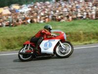 1971 - Giacomo Agostini na MV Agusta 350 ccm (foto: Frank Bischoff)