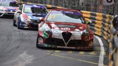 #23 Andrea Belicchi, TCR International Series, Macau 2016