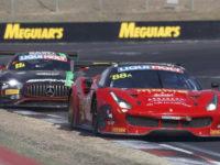 Vítězové #88 Toni Vilander, Craig Lowndes, Jamie Whincup, Ferrari 488 GT3