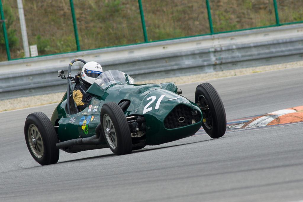 #21 Alta F2, 1952, 1980 ccm, Ian Nuthall (GB)