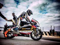 #84 Kornfeil Jakub (CZE), Peugeot Motorcycles Saxoprint Team (foto Peugeot MC Saxo Print Team)