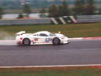 Jan MCKellar/Bruno Lambert - RML - Sallen S7R autodrom Most ELMS 2001