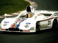 Jürgen Barth s vozem Porsche