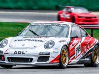Libor Milota -Porsche GT3 © Lukamotorsport