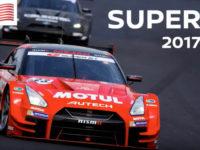Super GT 2017 Okayama