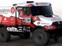 Aleš Loprais vyrazí na letošní ročník Silk Way Rally s novou evolucí vozu Tatra Queen 69 ReBorn