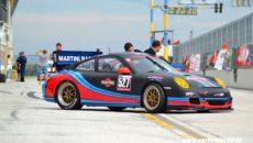 Radek Hort Porsche GT3 Cup Carboniacup Pannoniaring by Carboniacup 2017